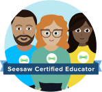 Seesaw Certified Educator Badge